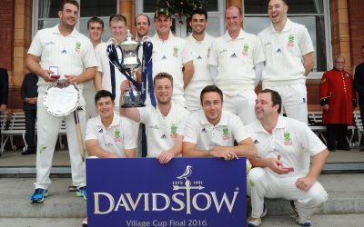 Mason The Architect Behind Sessay's 2016 Davidstow Village Cup Triumph