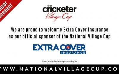 The Cricketer confirms ExtraCover Insurance as an official sponsor of the National Village Cup 2017