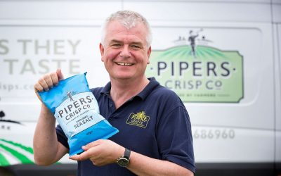 Pipers Crisps sponsors cricket's National Village Cup