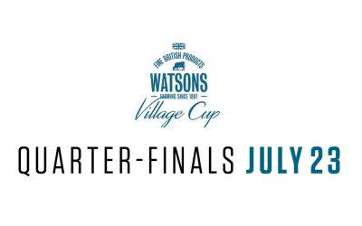 Quarter-finals preview