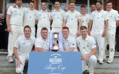 Reed win the 2017 Watsons Village Cup final at Lord's