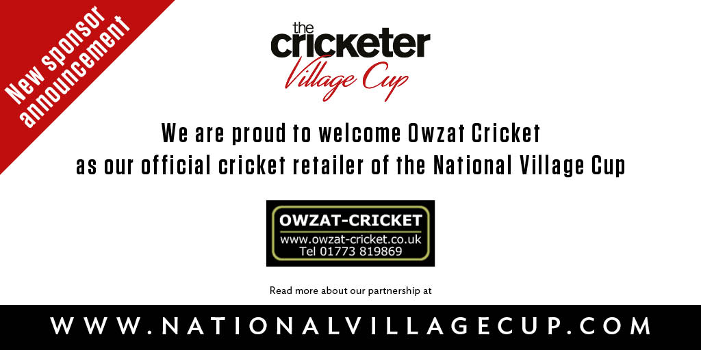 Owzat-Cricket Continue Sponsorship of Village Cup